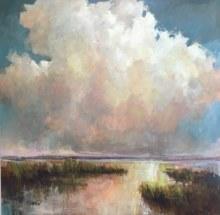Aug 7 - Barbara Davis - Skyscapes - Deposit