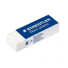 Mars Plastic Erasers, Small