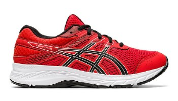 Asics Contend 6 GS  RED 1