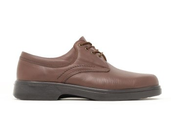 DB SHOES SHANNON 6V BROWN 11