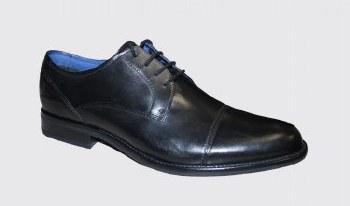 Dubarry Derek Black Leather