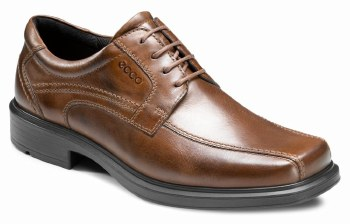 Ecco Helsinki Coco Brown Leather
