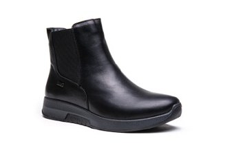 G-Comfort 5188 Black Leather Boot