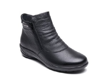 G-Comfort 9521 Black Leather Boot