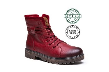 G-Comfort 927 Red Leather Boot