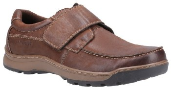 Hush Puppies Casper Brown Leather