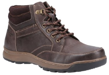 Hush Puppies Grover Brown 12