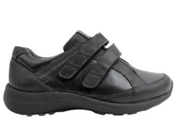 New Feet 162-36 Black