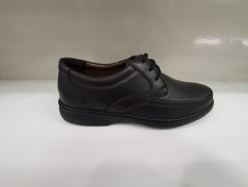 Softmode Kevin Black Comfort Fit