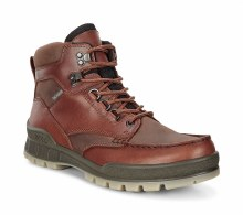 Ecco Track Boot Bison Leather