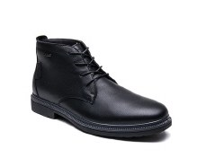 G-Comfort 98917 Black Leather Boot