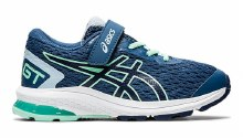 Asics GT1000 PS  NAVY/AQUA 1