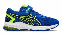 Asics GT1000  BLUE/YELLOW 13.5