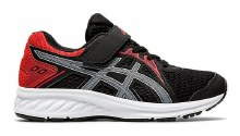 Asics Jolt 2 PS BLK/GREY/RED 1