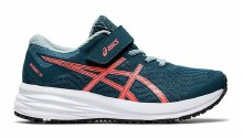 Asics Patriot  NAVY/CORAL 10.5