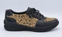 Softmode Harper Black Leopard