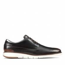 Clarks Helston Walk Tan Leather