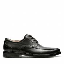 Clarks UnAldric Lace Black Leather