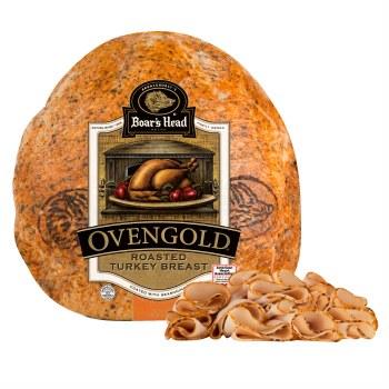 Ovengold Turkey - Boar's Head