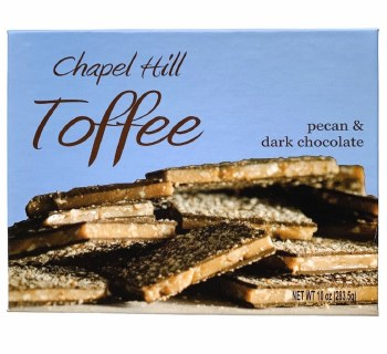 Chapel Hill Toffee 10oz