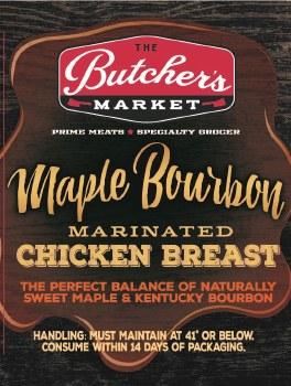 Chicken Breast - Maple Bourbon
