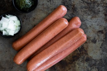 Hot Dogs - All Beef