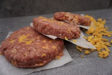 Burgers - Bacon Cheddar Burger