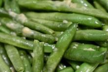 Green Beans - Garlic Butter