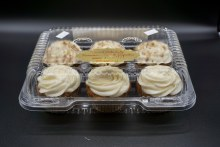 Carrot Cake Lady - Cupcakes