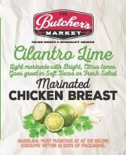 Chicken Breast - Cilantro Lime