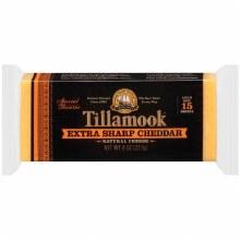 Tillamook - Extra Sharp Cheddar