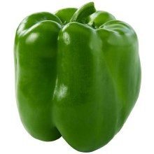 Bell Peppers- Green