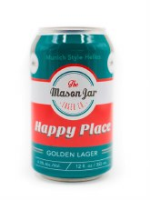 Mason Jar - Happy Place