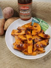 Sweet Potatoes - Maple Bourbon