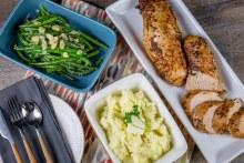 Pork Tenderloin Meal Kit