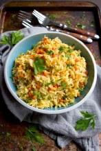 Rice - Rice Pilaf
