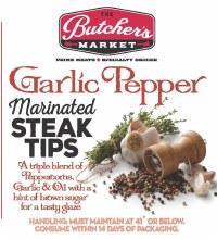 Steak Tips - Garlic Pepper