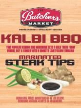 Steak Tips - Kalbi