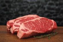 Sirloin Strip Steak - USDA Prime
