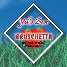 Yah's Best - Bruschetta