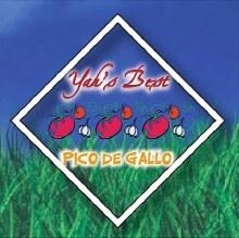 Yah's Best- Pico De Gallo