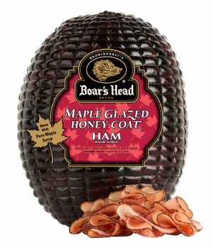 Honey Maple Ham -Boar's Head