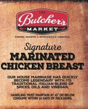 Chicken Breast - Signature