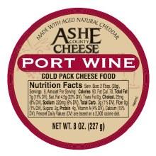 Ashe County - Port Wine Cheese Spread