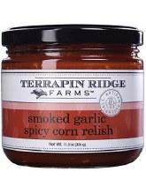 Terrapin Ridge -Smoked Garlic Spicy Corn Relish