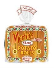 Martins - Hot Dog Rolls