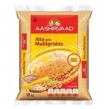 Ashirwad Multigrain 10lb