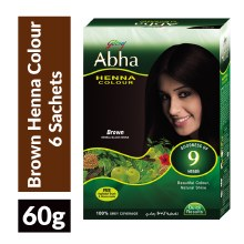 Brown Heena Color 60gm