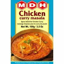 Chicken Curry 100g