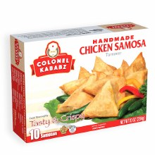 Chicken Samosa 10pc